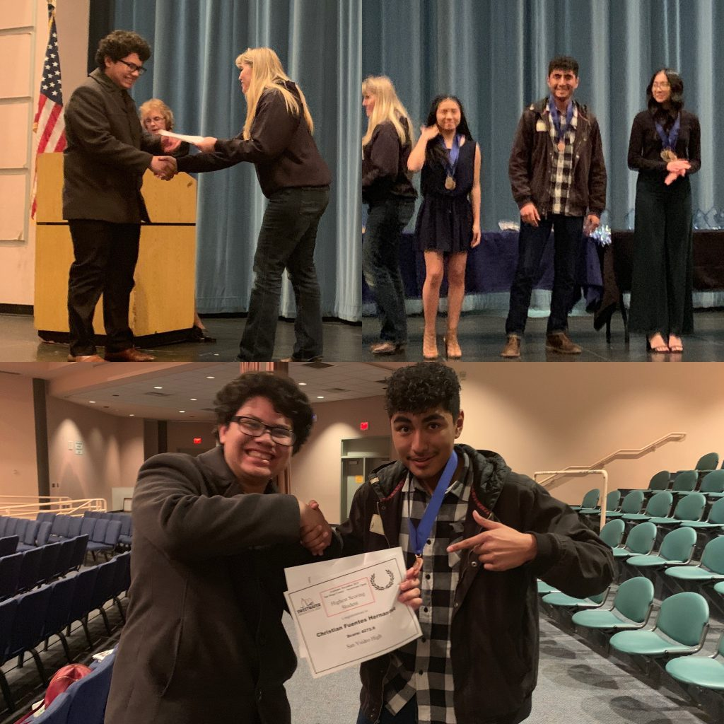 Congratulations to our Academic League! - Student Photo