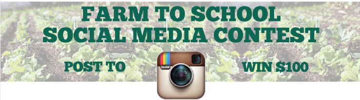 farm to school social media contest