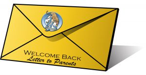 Welcome Back Letter to Parents