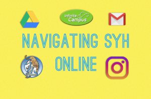 How to Navigate the websites for SYH