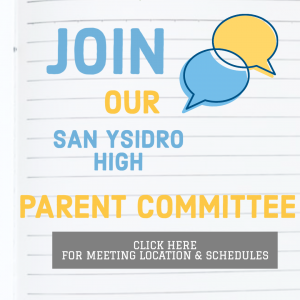Join Our SYH Parent Committee